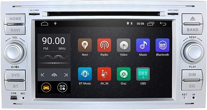 Hizpo Android 10 Quad Core Autoradio Dash Radio Elektronik
