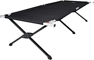 TETON Sports Universal Camp Cot; Folding Cot Great for Car Camping