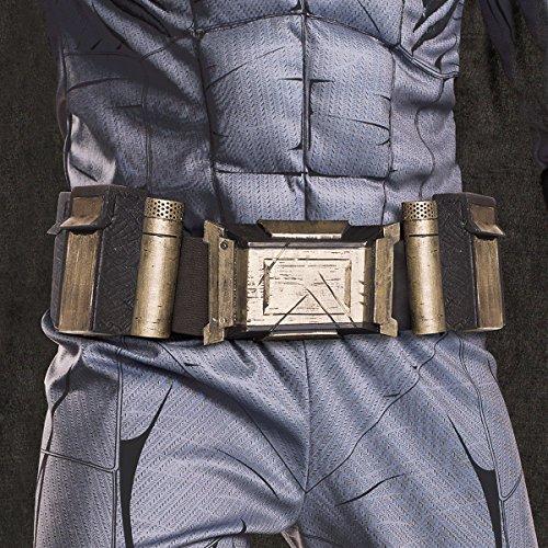 Rubie's Costume Batman v Superman: Dawn of Justice Batman Kid's Costume Belt (Toy Batman Utility Belt)
