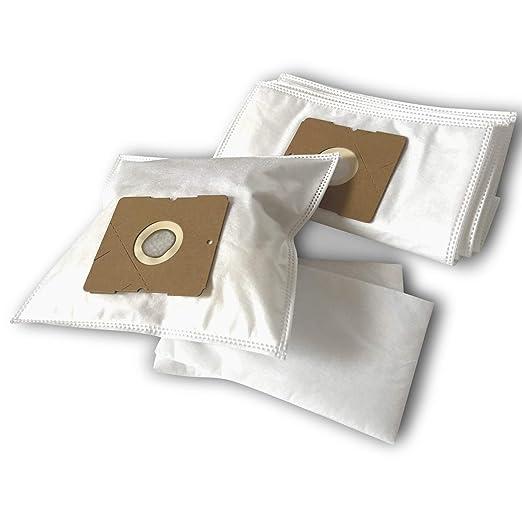 10 bolsas para aspiradoras Solac AB 2750 Springtec (y Parquet Springtec), bolsas de polvo ..(+ 2 filtros - NV603)