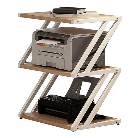 Weq - Estante para Impresora para el hogar, estantería de Estudio ...