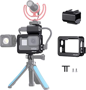 Aluminium Flat Surface Mount For GoPro /& Action Cameras