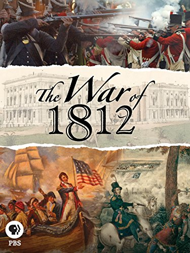 DVD : The War of 1812