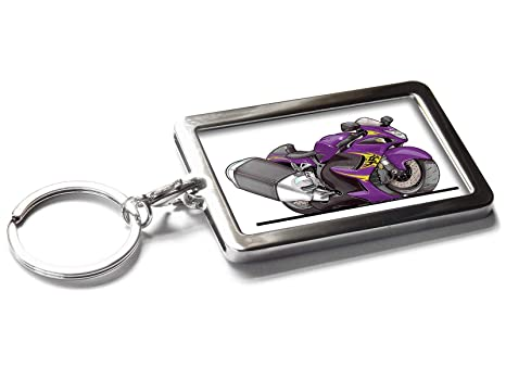 Amazon.com: Koolart Cartoon Moto Suzuki Hayabusa GSXR ...