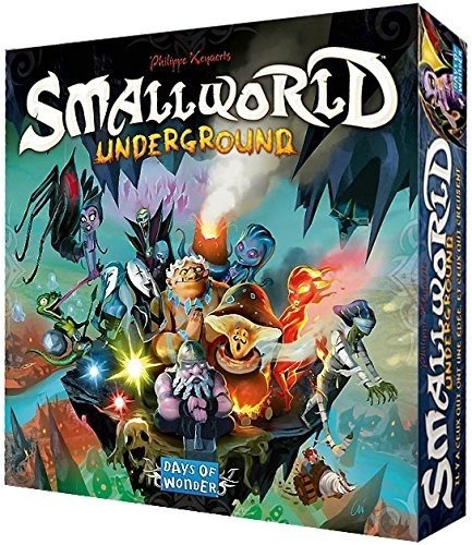 Days of Wonder Small World: Underground ()