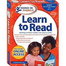 Hooked on Phonics Learn to Read - Level 2: Early Emergent Readers (Pre-K   Ages 3-4)
