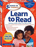 img - for Hooked on Phonics Learn to Read - Level 2: Early Emergent Readers (Pre-K | Ages 3-4) book / textbook / text book