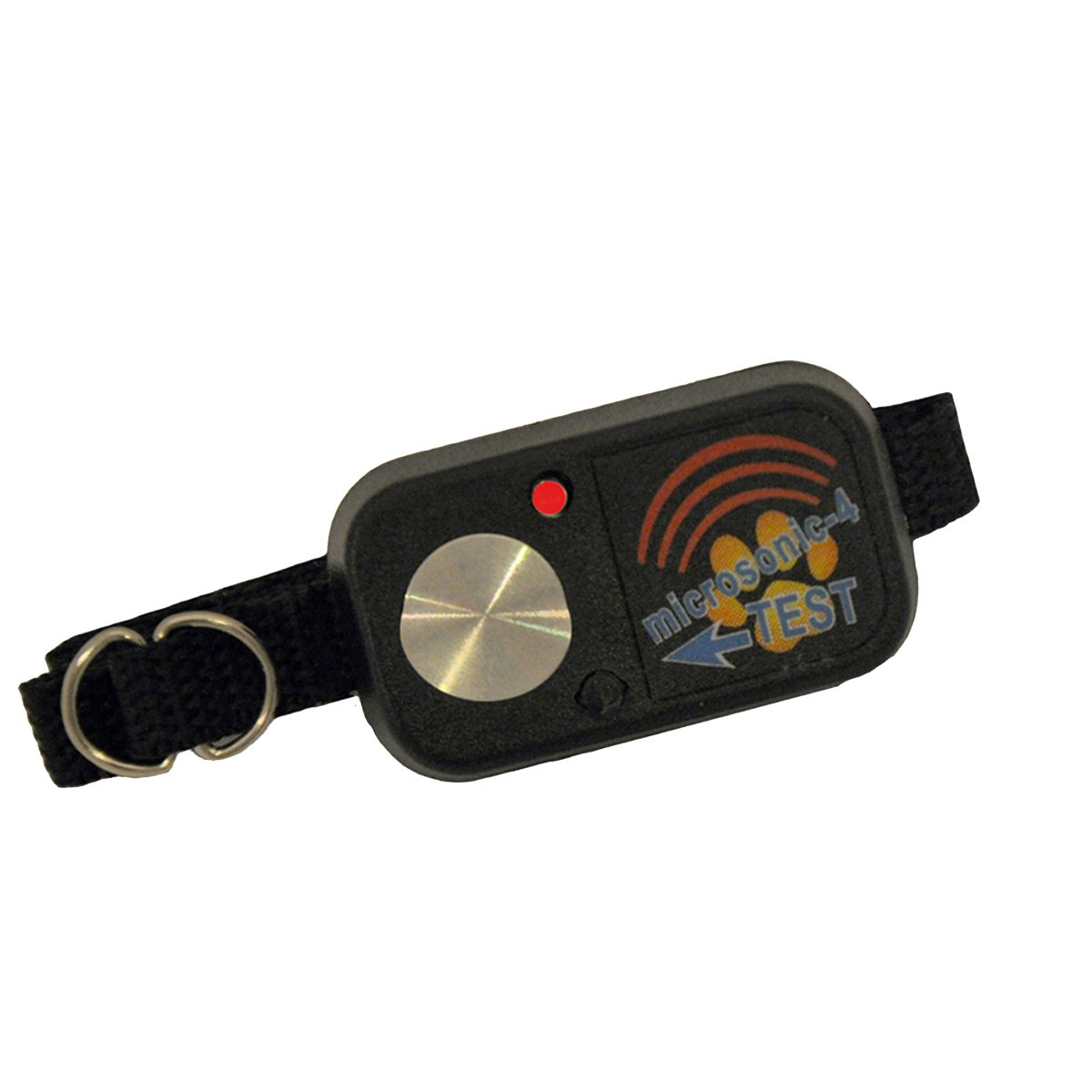 High Tech Pet MS-4 Microsonic Water Resistant Digital Transmitter Pet Collar by High Tech Pet