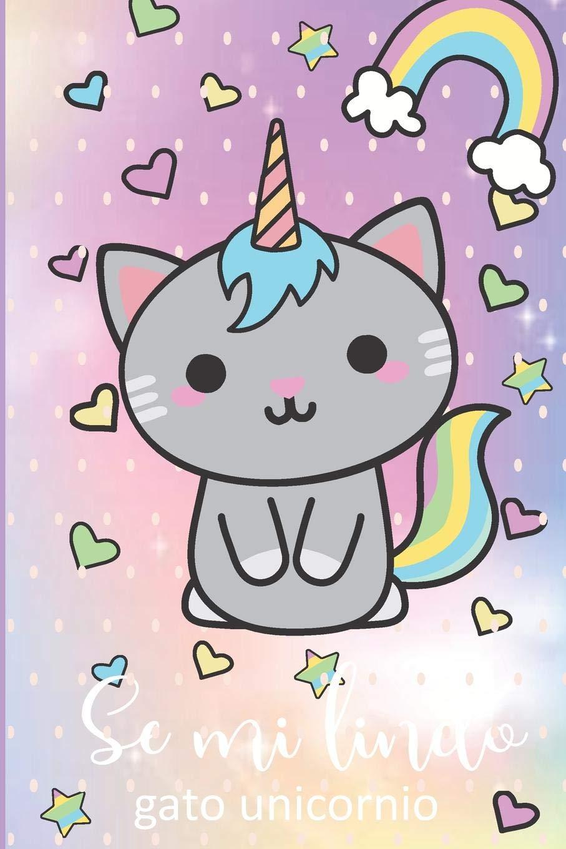se mi lindo gato unicornio: Libreta de Unicornio Para ...