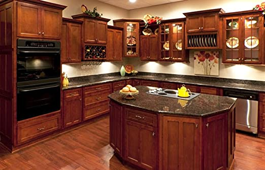 Amazon Com L Amp D Renovations 10 X 10 Kitchen Cabinets