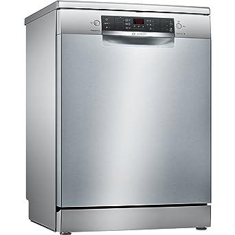 Bosch Serie 4 SMS46MI08E lavavajilla Independiente 14 cubiertos A++ - Lavavajillas (Independiente, Tamaño completo (60 cm), Acero inoxidable, Acero ...