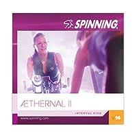 Spinning Übung Musik CD Volume 16-Aethernal II, 7216