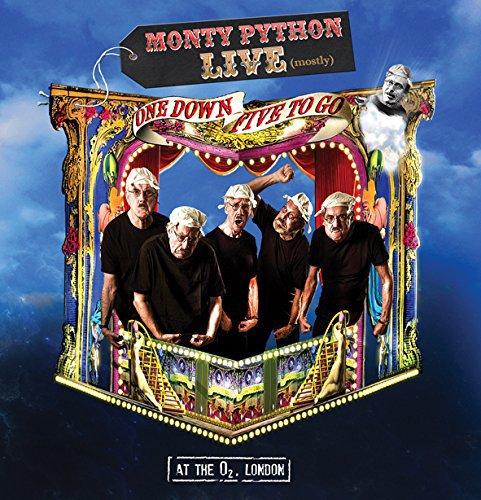 Monty Python Live : One Down Five to Go [Blu-ray]