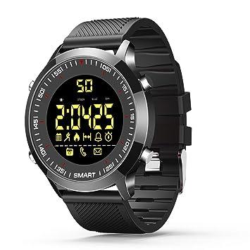 Smart Watches Bluetooth Fitness Tracker Reloj de Pulsera para Hombres Mujeres Deportes Relojes Android e iOS