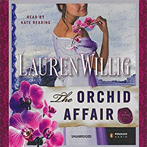 The Orchid Affair Audiobook