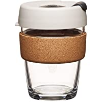 KeepCup Brew Glass Reusable Coffee Cup