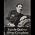 Obras Completas de Eça de Queiroz (Literatura Nacional)