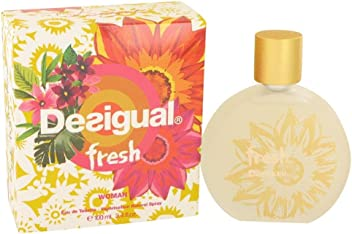 Desigual Fresh By Desigual For Women Eau De Toilette Spray 3.4 oz