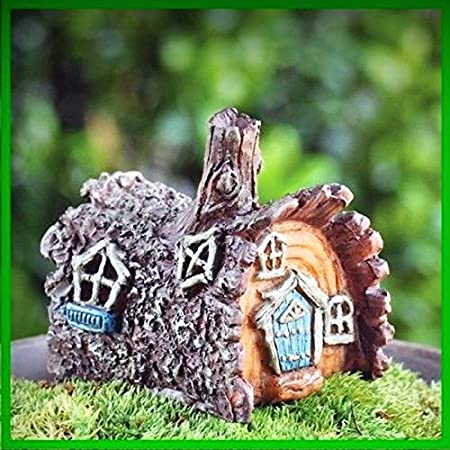 Miniature Dollhouse Fairy Garden Micro Tree House Buy 3 Save $5