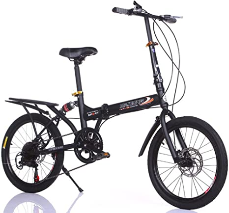 YEARLY Bicicleta Plegable Estudiante, Bicicleta Plegable Infantil ...