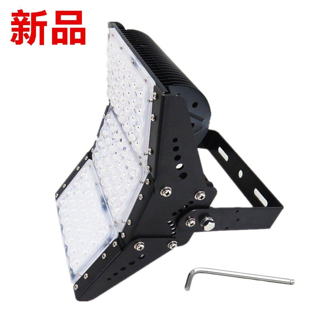 新製品 LED投光器 3mコード付き 防水防塵 作業灯 集魚灯 看板灯 PSE認定済 (90W, 6000K) B074JCGSCX 11500  6000K 90W