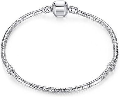 bracelet pandora argent