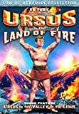 Ursus In The Land of Fire (1963) / Ursus In The Valley of Lions (1961) (DVD) (1961) (All Regions) (NTSC) (US Import)