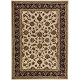 Well Woven Barclay Sarouk Ivory Traditional Area Rug 3'11'' X 5'3'' coupon codes 2017