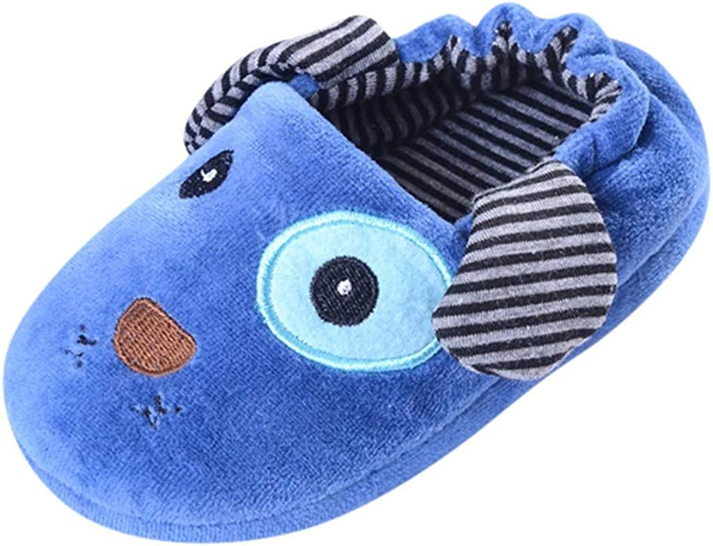 DAY8 Pantoufle Fille Hiver Chaude Chausson Garcon Souple Automne Pantoufles Coton Pantoufle Kawaii Lapin 3D Enfants Fille Garcon Chaussure Fille Antid/érapants Int/érieur Pas Cher