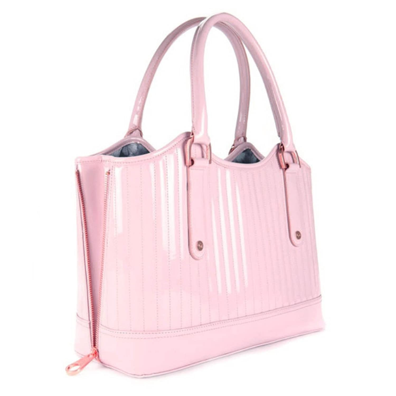 Ted Baker New Genuine Large Pale Pink Quilted Tote Bag Handbag - Perfect  Gift: Amazon.co.uk: Shoes & Bags