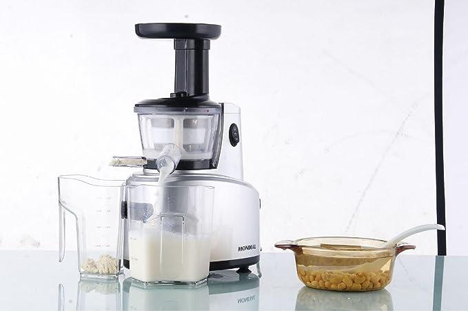 Máquina de jugo Exprimidor casero de baja velocidad Fruta fresca exprimida Exprimidor eléctrico Máquina de cocina Exprimidor multifuncional Exprimidor de ...