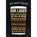 The Beer Prayer Poster 24 x 36in