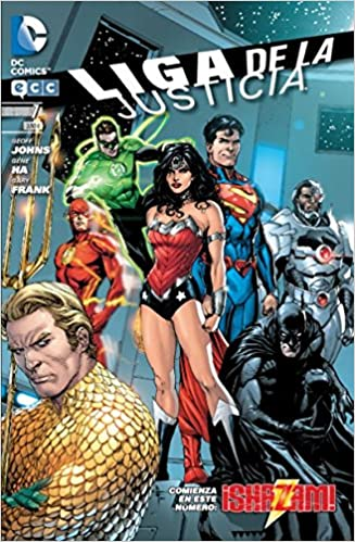 Liga de la Justicia núm. 07 (Liga de la Justicia (Nuevo
