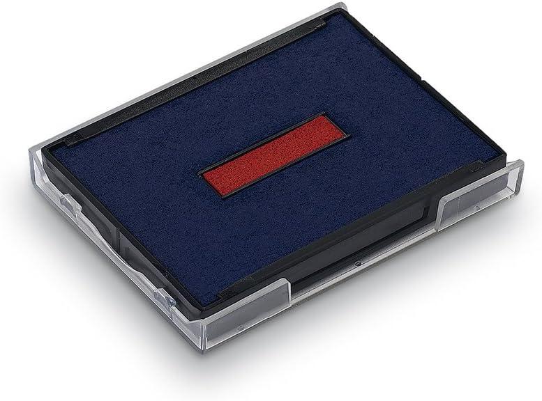 4727 Trodat Ersatzkissen 6//4927 f/ür Printy 4927 4927 Typo 2er-Pack Stempelfarbe rot 4957 und 4757