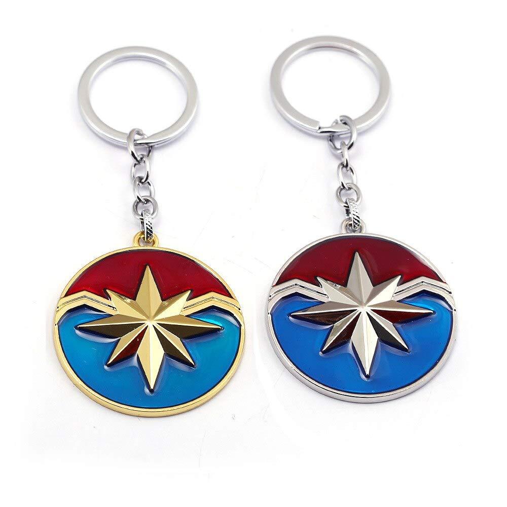 Amazon.com: Marvel Keychains SuperHeros The Avengers Metal ...
