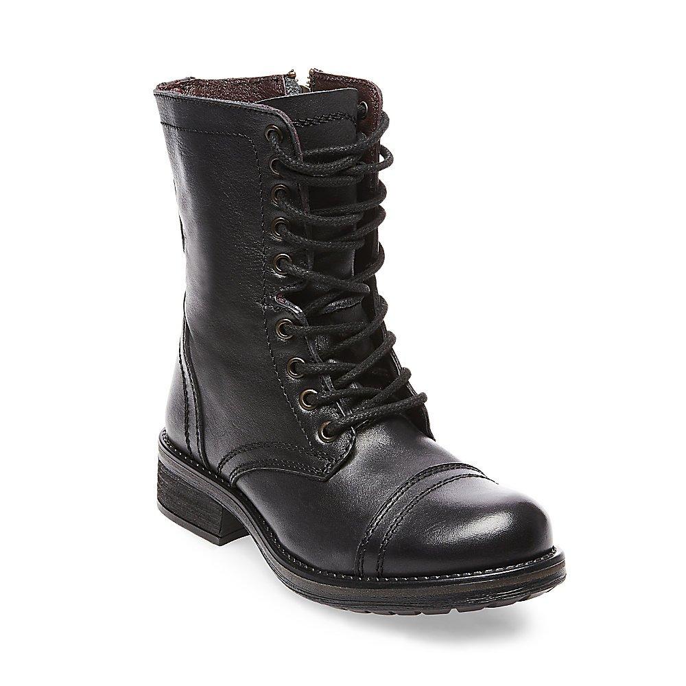 5651c36cbd0 Steve Madden Women's Troopa 2.0 Combat Boot