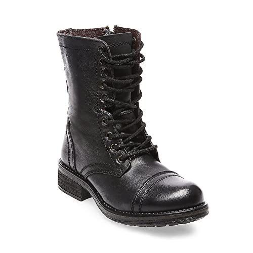 532c50ad1eb Steve Madden Women's Troopa 2.0 Combat Boot