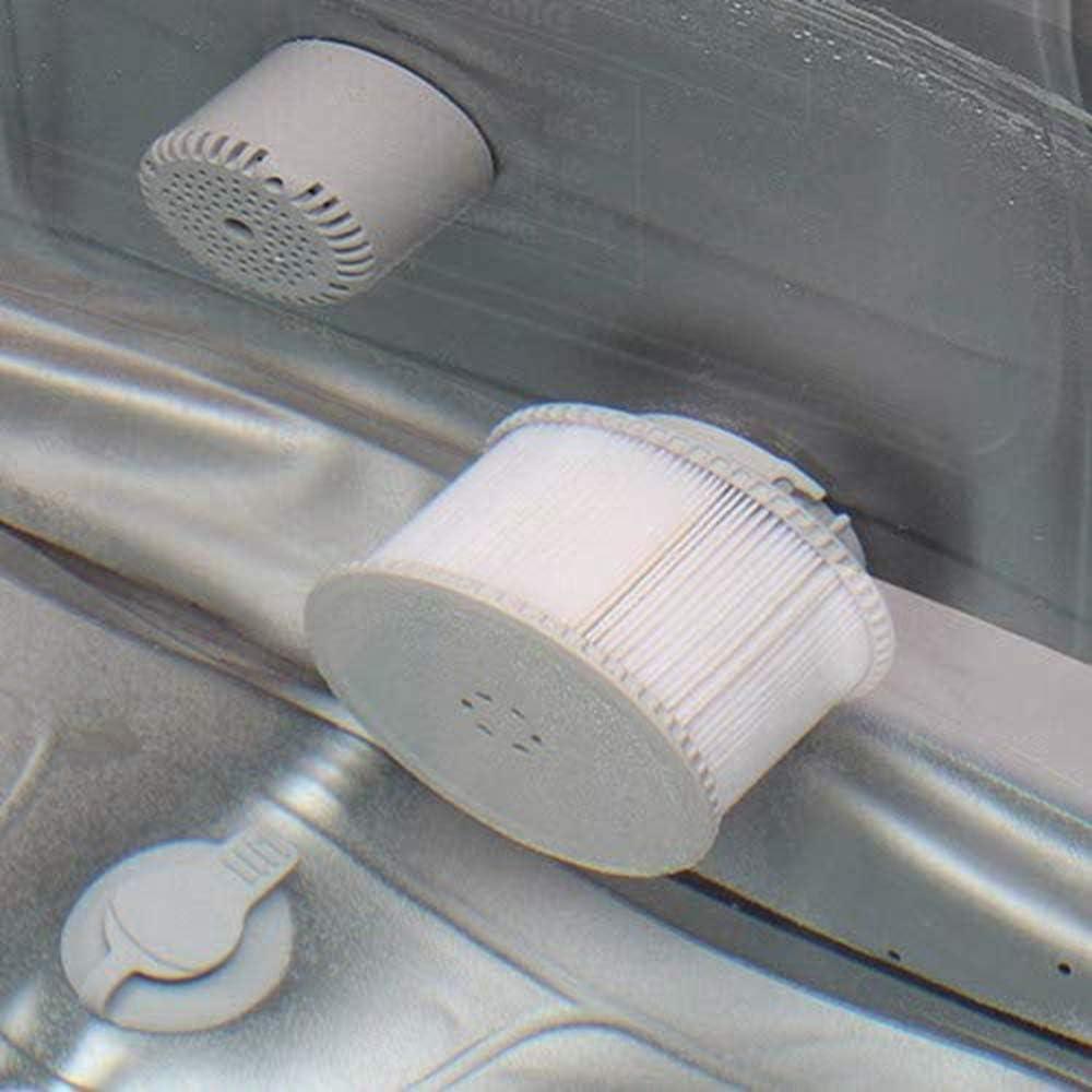 Tuscany Camaro Silver Cloud GAODA MSPA Whirlpool-Filterpatrone D-AL06 Ersatz-Filterpatronen f/ür MSpa Bubble Spa Whirlpools D-AL04 passend f/ür 2020 Tekapo//Alpine Nest