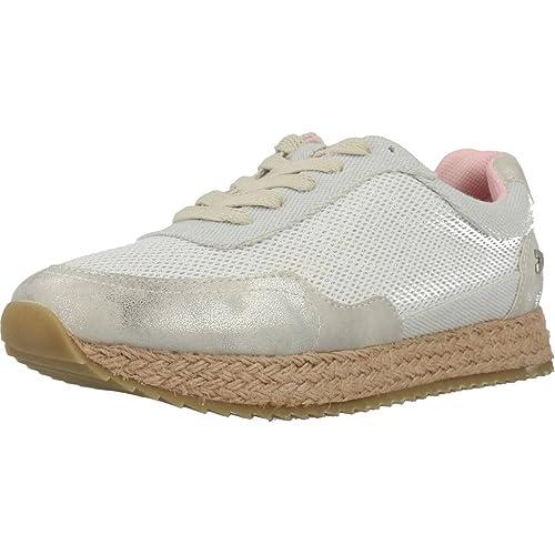 Zapatillas para niña, Color Plateado, Marca GIOSEPPO, Modelo Zapatillas para Niña GIOSEPPO MOLDAVIA Plateado: Amazon.es: Zapatos y complementos