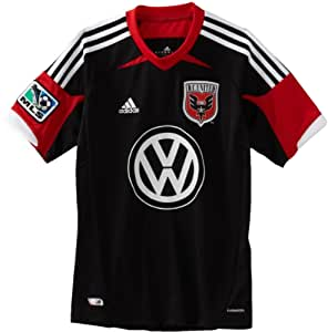 MLS DC United Youth Replica Home Jersey, Small