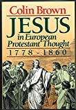 Jesus in European Prot., Kate Brown, 0801009545