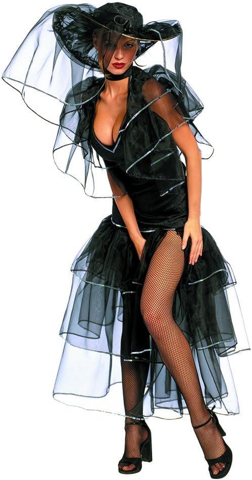 Stamco Disfraz Viuda Negra (Talla 1 (S/M): Amazon.es: Juguetes y ...