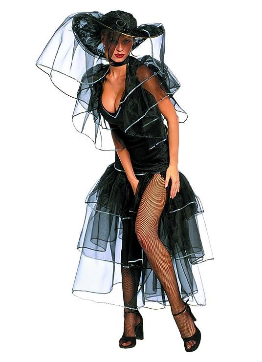 Stamco Disfraz Viuda Negra (Talla 1 (S/M): Amazon.es ...