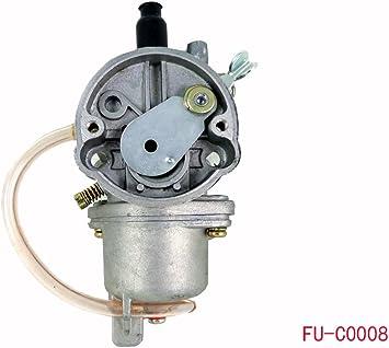 Carburetor Carby For 43cc 49cc 2 Stroke Engine Pit Bike Super