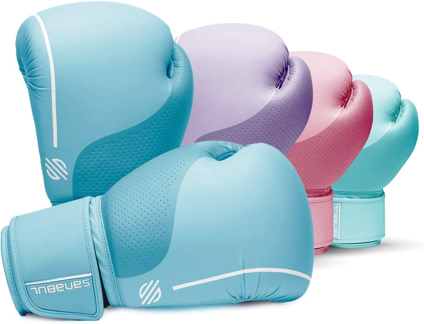 Sanabul Women's Easter Egg Boxing Gloves