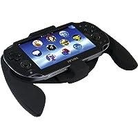 CTA Digital Hand Grip - accesorios y piezas de videoconsolas (Negro) - PlayStation Vita