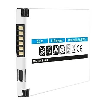 Akku-King Battery for HTC P3600, P6300, P6500, Panda: Amazon