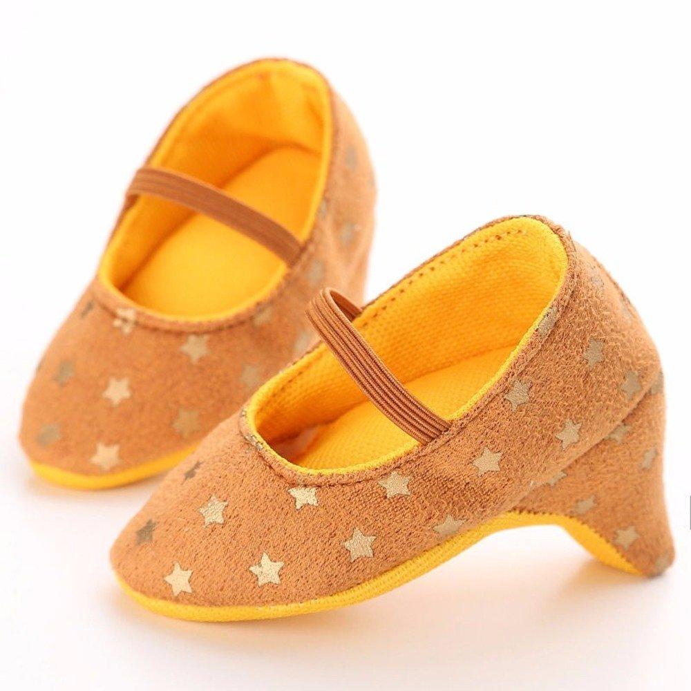 Baby Girl Fashion Prewalker High Heel Shoes 0-1T/0-6 months