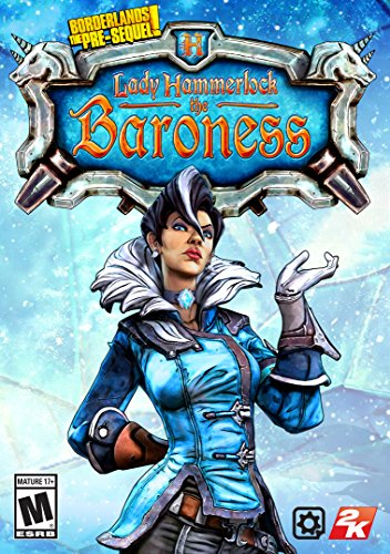 Borderlands: The Pre-Sequel: Lady Hammerlock The Baroness [Online Game Code]