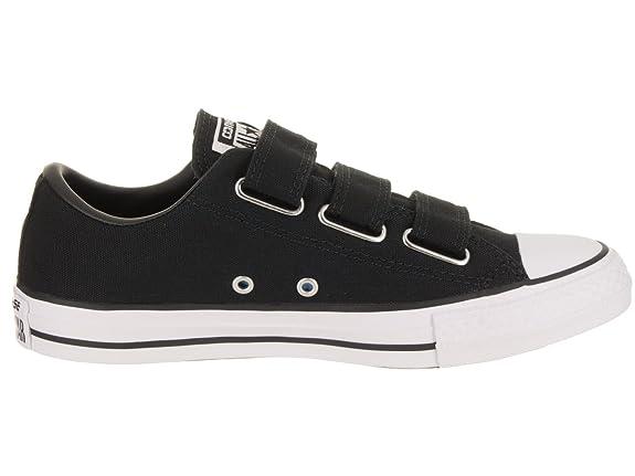 3fef7de7bbbc Converse Women s Chuck Taylor CTAS 3v Ox Canvas Fitness Shoes   Amazon.co.uk  Shoes   Bags